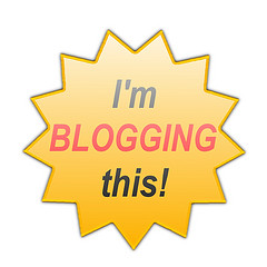 I'm Blogging This!