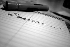 Success, more easily achieved.