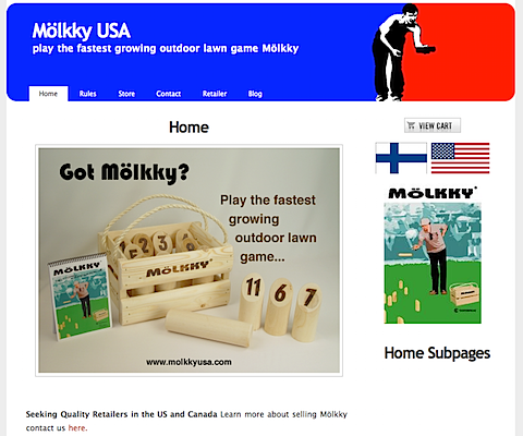 MolkkyUSA.com original Site