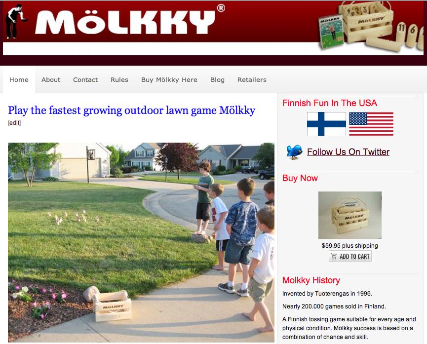 MolkkyUSA.com