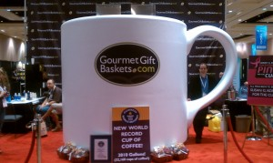image of the guinness world record largest cup of coffee