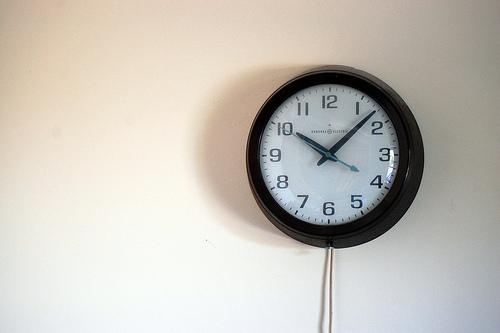 image of time management myth