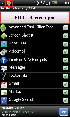 image of advanced task killer