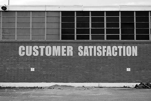 image of customer satisfaction