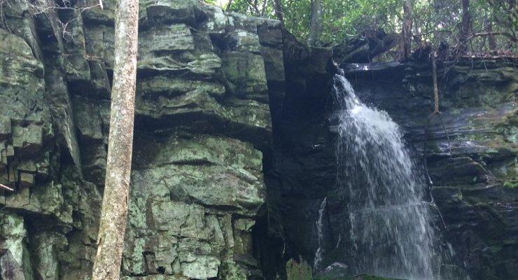 Image of Baskin Creek Falls