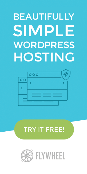 Image of FlyWheel WordPress Hosting