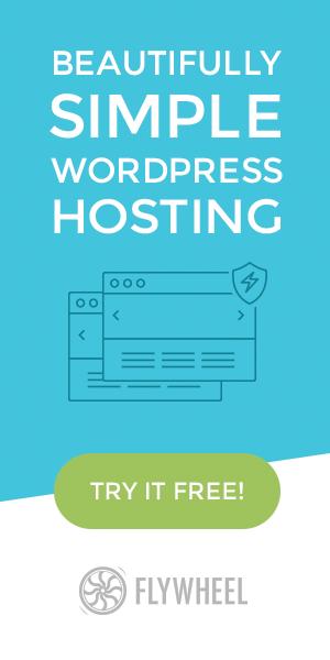Image of FlyWheel WordPress Hosting